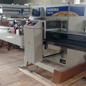 ILAPAK 500 PC CARRERA FLOW WRAPPER
