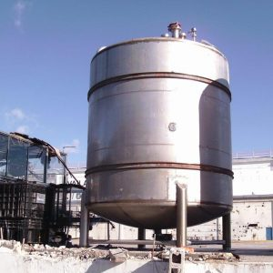 10,500 Gallon Tanks