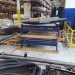 Lantech Automatic Pallet Wrapper