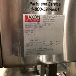 Axon EZ Seal 200SL Shrink Sleeve Labeler