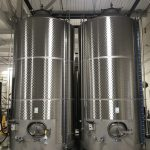 3500 GAL JACKETED TANKS