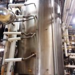 5000 Gallon Lee SS Jacketed Dual Motion Kettle