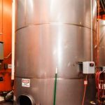 5,215 Gallon Stainless Steel Tanks