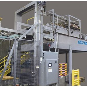 ABC Model 108 High Level Discharge Bulk Depalletizer