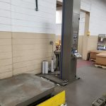 Arpac Pallet Wrapper with Scale
