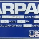 Arpac 25TW-28 Shrink Wrapper