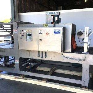 Arpac Tray Shrink Wrapper