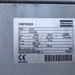 Atlas Copco Rotary Screw Compressor