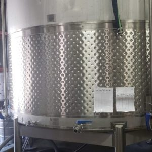 100 BBL(3000 GALLON) Dish Bottomed tank