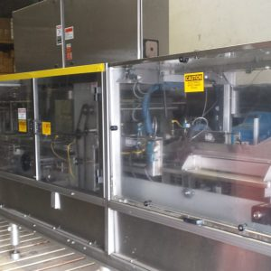Polypack TR-35 Tray Packer