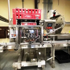 12 HEAD/PACKWEST FITMENT APPLICATOR AND CAPPER