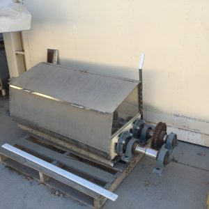 Dough Mixers – Two Units Available