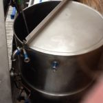 300 Gallon Jacketed Mix Tank