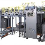 Priority One High Level Case Palletizer