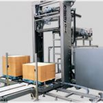 Priority One Multipal Shuttle Case Palletizer