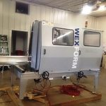 WEXXAR WEXFORM 615T Automatic Case Erector/Bottom taper