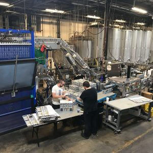 Complete Canning Line