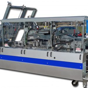 Design Machine and Manufacturing Intermittent Motion Case Packer and Tray Packer