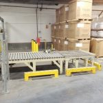 Mollers Bag Palletizer