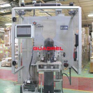 Quadrel SL200 Sleeve Labeler