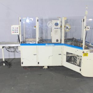 Scandia Model 626 Folded Film Overwrapper
